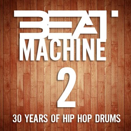 Hip Hop VST Plug-In LoFi Drum Loops