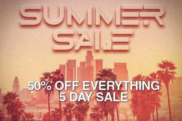 VST Plugin Sale - 50% Off Sale - Music Software - DAW