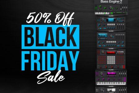 Hip Hop VST Black Friday Cyber Monday Sale