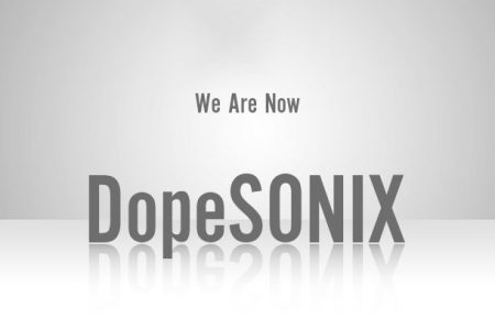DopeVST name change to DopeSONIX - VST AU Plug-Ins DAW MIDI WAV