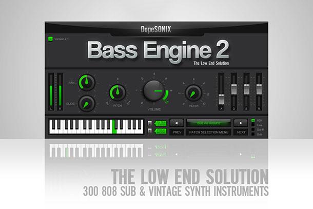 BASS ENGINE 2 – Hip Hop & Trap / Bass