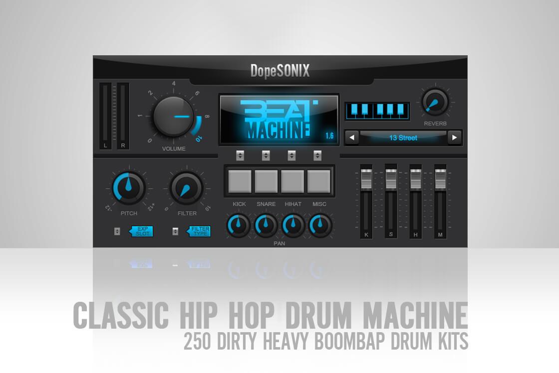 BEAT MACHINE – Hip Hop / Drums