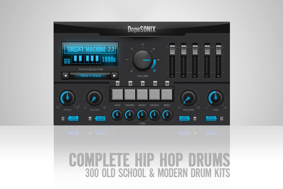 BEAT MACHINE 2 – Hip Hop / Drums